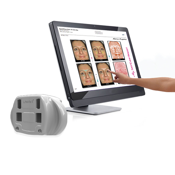 QuantifiCare launches new 3D Skin Analysis application