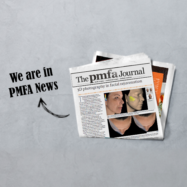 PMFA News: 3D photography in facial rejuvenation