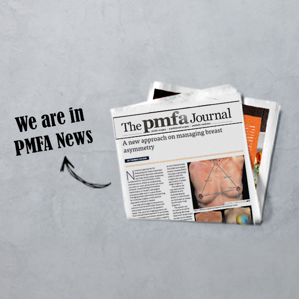 PMFA News: A new approach on managing breast asymmetry