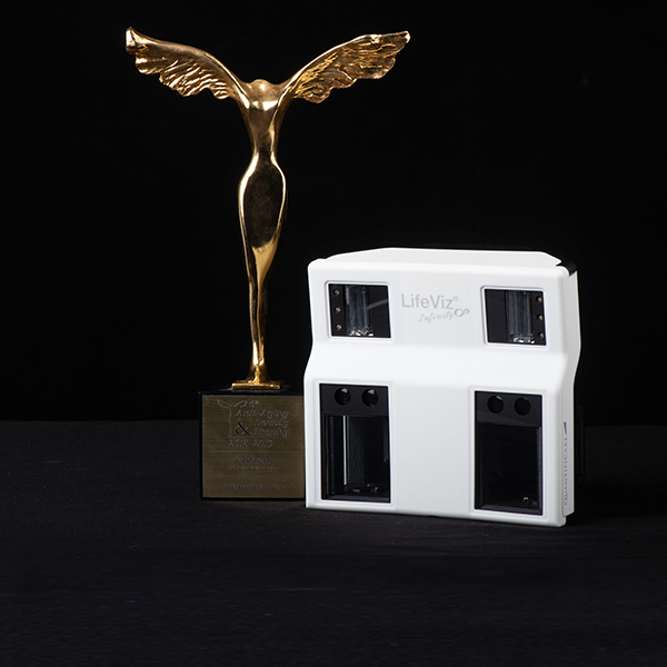 LifeViz® Infinity: Winner of Best Aesthetic Device award