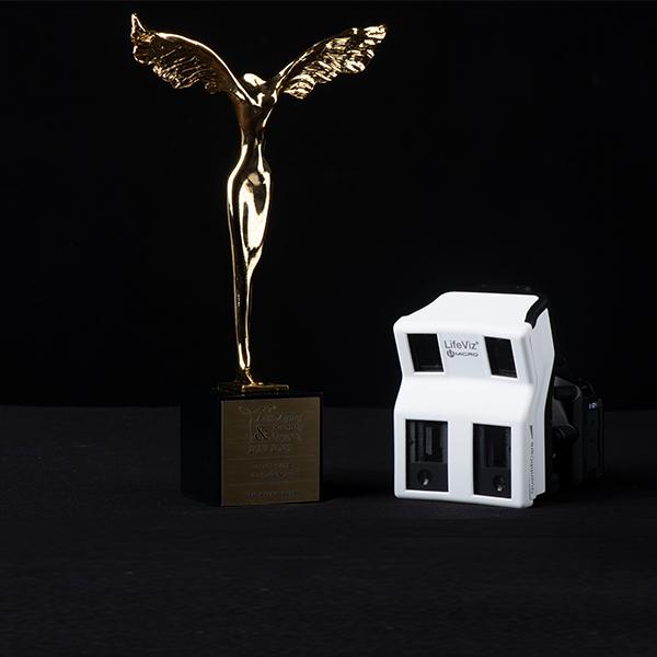 QuantifiCare becomes three-time winner of Best Aesthetic Device: LifeViz® Micro