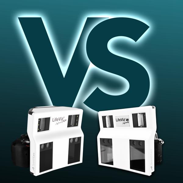 LifeViz® Infinity VS LifeViz® Infinity Pro – Which should you buy?